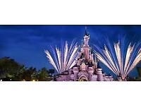 Two night stay at Radisson Blu Hotel at Disneyland Paris for two for £120, valid till 28th Feb.