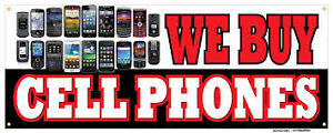 WE BUY and SELL UNLOCK all types of cellphones !!! New and used