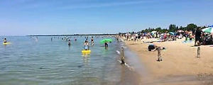 Sauble Beach rated in top 10 fresh water beaches in the world