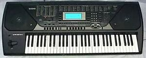 CASIO CTK-811EX KEYBOARD + STAND AND STOOL