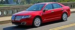 2011 Lincoln MKZ limited AWD Sedan
