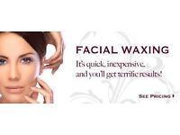 Trying new wax products for facial+legs £3 £5