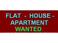 Flat House wanted to rent