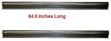 1996-2007 Dodge Caravan, Voyager, Town&Country Outer Rocker Panel Pair