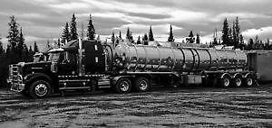 Class ONE Tank Truck Driver Edmonton Edmonton Area image 1
