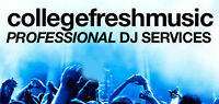 DJ Services, Sound & Lighting - College Fresh Music Saskatoon