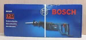 Recipricating saw brand new. Bosch rs325