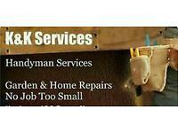 K & K Handyman Services