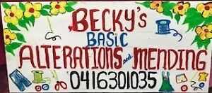 Becky s Basic Alterations and Mending Maryborough Fraser Coast Preview
