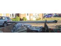 3m long van vault tube