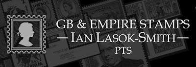 IAN LASOK-SMITH PHILATELIST