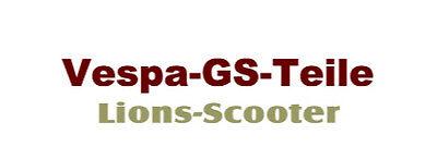 Vespa GS Teile Shop