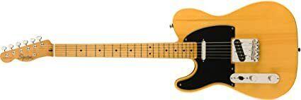 Fender Squier Classic Vibe 50s Left Hand Telecaster - Butterscotch Blonde