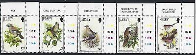 Jersey 1993 Verano Aves Nuevo sin Montar, Impecable image