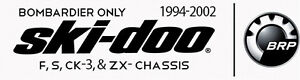 PARTING OUT SLEDS!!! ***1994-2002 SKI-DOO(BOMBARDIER ONLY)***