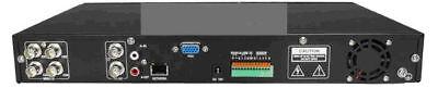 16 Channel DVR 500Gb CF Eytron TV8912 Digital Recorder for CCTV or...