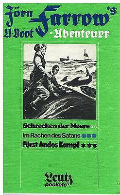 Jörn Farrow´s U-Boot Abenteuer Nr.1 / 1978