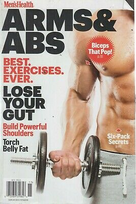 Men's Health Arms & Abs 2018 Best Exercises/Six-Pack