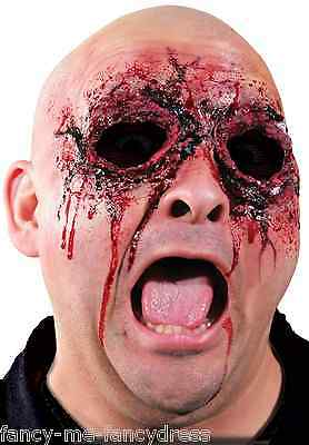 Halloween Zombie See No Evil Bloody Special Effects Make Up Fancy Dress Costume
