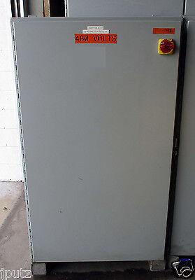 Hoffman Steel Hinged Door Box Enclosure Wbackplate 5x3x1 A603612lp Nice