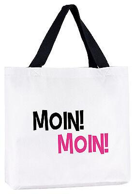 Strandtasche Moin! Moin! - Geschenkidee - Geburtstagsgeschenk - Schwimmtasche