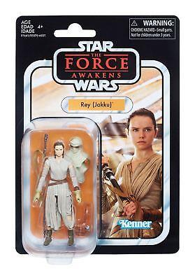 Star Wars Vintage Collection Rey Jakku 2018