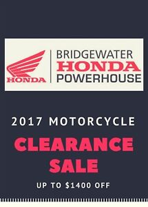 2017 Honda Other SAVE UP TO $1400