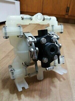 Sandpiper Air Operated Diaphragm Pump 14 Inlet 100 Psi