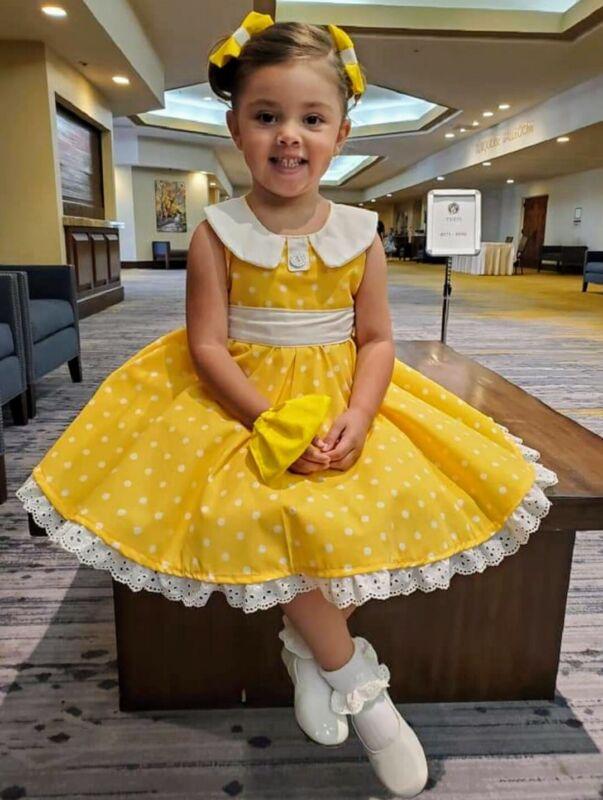 #26 Handmade Disney Toy Story Gabby Gabby dress up/ Halloween costume 6mo-6Y