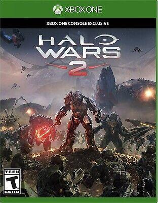 Halo Wars 2: Xbox One [Brand New]