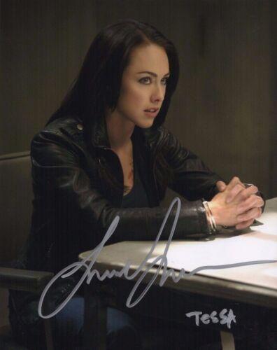 Lindsey McKeon Autograph 8x10 Photo Picture Signed COA SuperNatural Tessa Z9