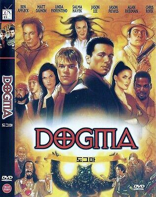 Dogma (1999) Ben Affleck / Matt Damon / Linda Fiorentino DVD NEW *FAST SHIPPING*