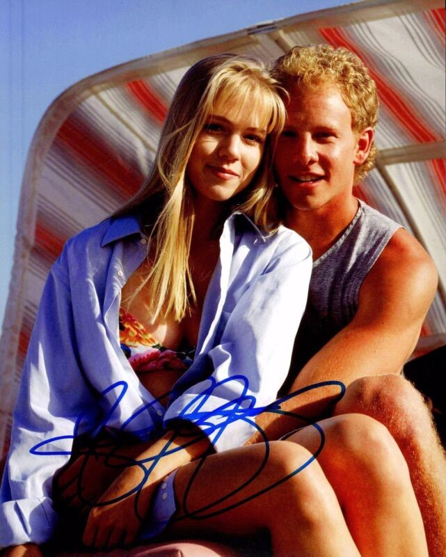 GFA Beverly Hills 90210 * JENNIE GARTH * Signed 8x10 Photo EJ2 COA
