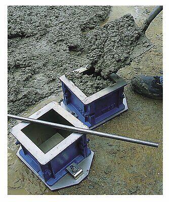 Concrete Test Cube Mold Mould 150mm Slump Compressive Concrete Strength Test