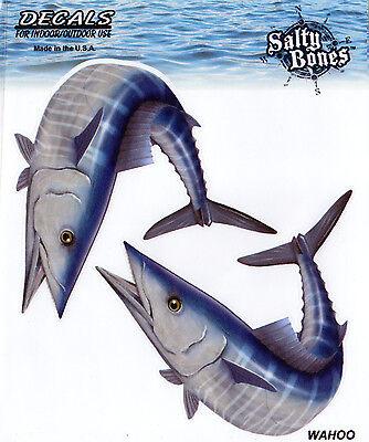 "Snook Profile Decal Bumper Stick Men Fishermen Fish Fishing 4/"" x10-1//2/"""