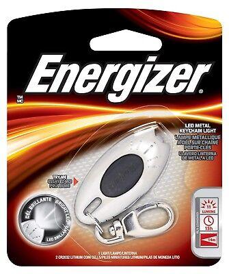 LED Keychain Light Pocket Key Flashlight Metal Key Chain Emergency Light - Metal Led Keychain Light