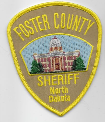 Foster County Sheriff State North Dakota ND