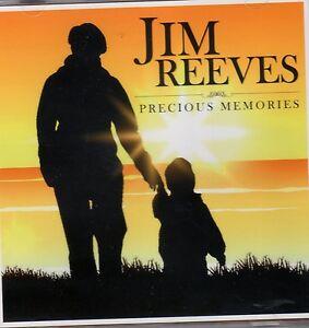 JIM REEVES Brand New GOSPEL CD