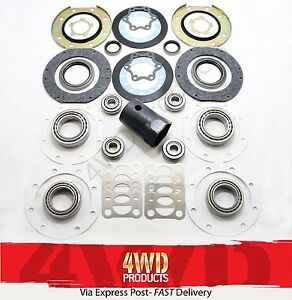 Swivel-Wheel-Bearing-kit-Hub-Nut-Socket-Hilux-LN46-LN65-LN106-81-97