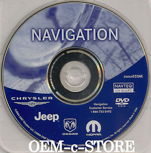 2005 chrysler pacifica navigation manual