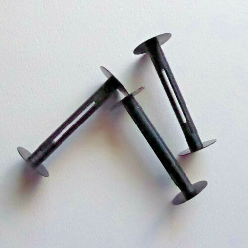Three (3) 3D Printed Plastic 620 Roll Film Empty Spools