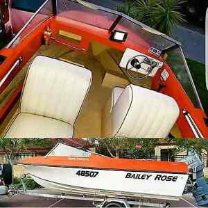 17ft 140hp Regent Prince Fibre glass Boat Secret Harbour Rockingham Area Preview