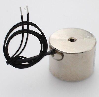10kg 22lb Dc12v Electric Lifting Magnet Holding Electromagnet Solenoid P3022