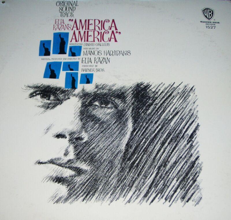 (Elia Kazan's) America America - original soundtrack LP
