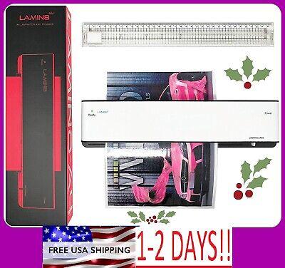 Lamination Machine Thermal Laminator Office Home A4 Laminate