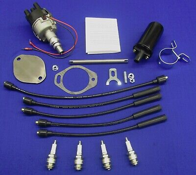 F163 Electronic Ignition Kit Fits Lincoln Sa-200 Pipeline Continental Flathead