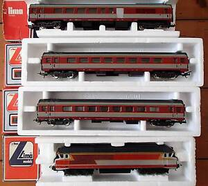 Rarely used Lima HO double train set in excellent condition Hampton Bayside Area Preview