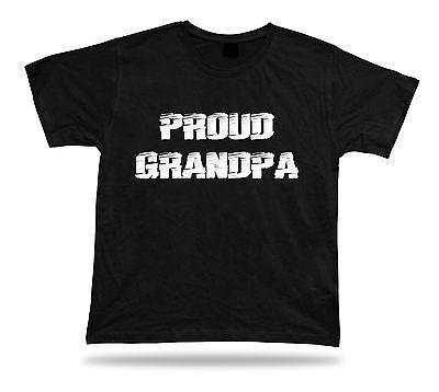 Proud Grandpa Awesome No1 best Ever T shirt Gift Idea birhday present (Best #1 Tees Grandpa Ever Tshirts)