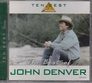 JOHN-DENVER-THE-BEST-OF-CD-NEW