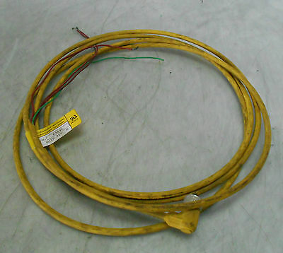 NEW TPC Wire & Cable Isolation Quick-Connect Cable, # 69492, OLD STOCK, Warranty